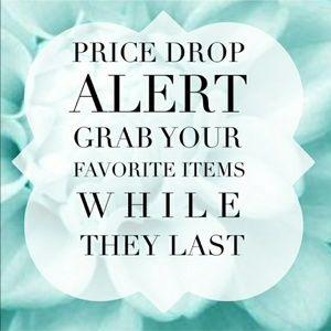 Price drop alert! Make an offer!!